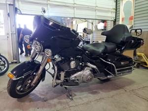 Harley-Davidson Electra Glide 2016
