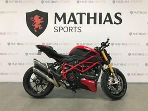 Ducati streetfighter s 1098 2010