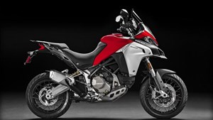 Ducati Multistrada 1200 Enduro Touring Package 2016
