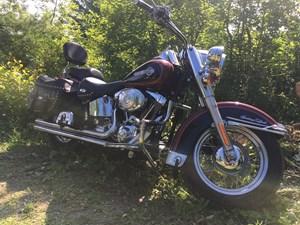Harley-Davidson Heritage Softail 2002