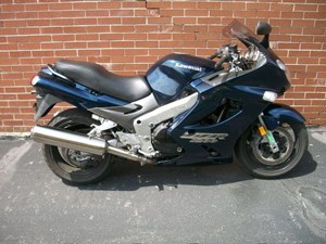 2005 Kawasaki ZZR1200