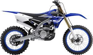 Yamaha YZ250FX 2018