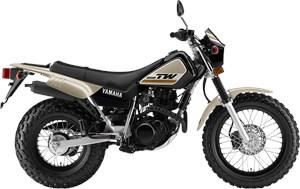 Yamaha TW200E 2018