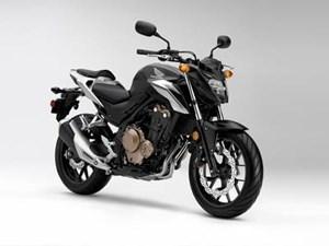 Honda CB500F 2018