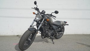 Honda Rebel 300 ABS 2018