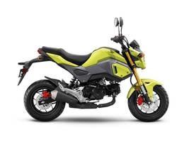 Honda Grom 2019