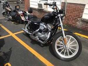 Harley-Davidson XL883L Sportster SuperLow 2007