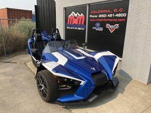 Polaris Slingshot® Reverse Trike SL LE Blue Fire 2016