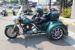 Harley-Davidson Road King California Sidecar Trike 2000