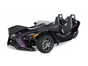 Polaris Slingshot® Slingshot® SL Icon Midnight Purple 2018