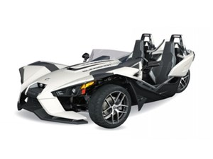 Polaris Slingshot® Slingshot® SL Icon Monument White 2018