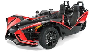 Polaris SLINGSHOT SLR RED PEARL 2019