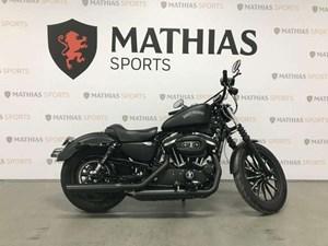 Harley-Davidson XL 883 Iron 2015