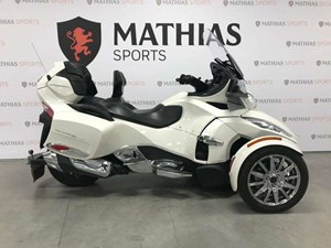 Can-Am Spyder RT Limited **gps** 2014