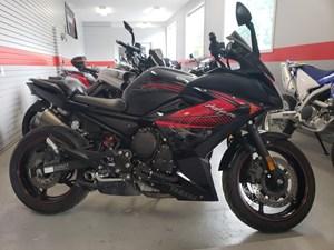 Yamaha FZ6R 2012