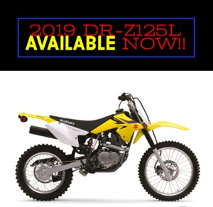 Suzuki DR-Z125L 2019