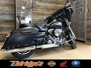 Harley-Davidson FLHX - Street Glide® 2014