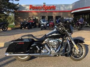 Harley-Davidson FLHX - Street Glide® 2013