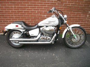 Honda Shadow® Spirit 750 2009