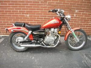Honda CMX250-Rebel 2005