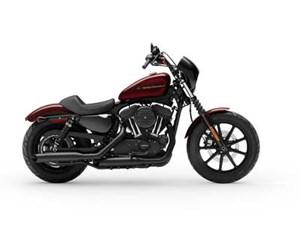 Harley-Davidson XL1200NS - Sportster® Iron 1200™ 2019