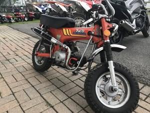 Honda CT70 1977