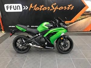 Kawasaki Ninja® 650 ABS 2013