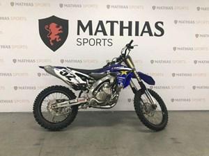 Yamaha YZ 450 F 2012