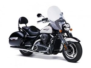 Kawasaki Vulcan® 1700 Nomad™ ABS SE 2014
