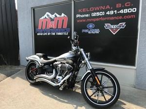 Harley-Davidson FXSB - Softail® Breakout™ 2015