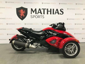 Can-Am spyder rs sm5 2010