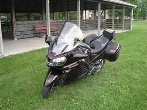 Kawasaki Concours™ 14 ABS 2012