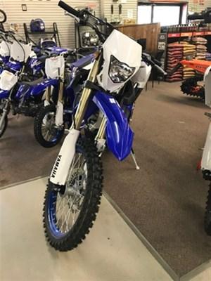 Yamaha WR 2018