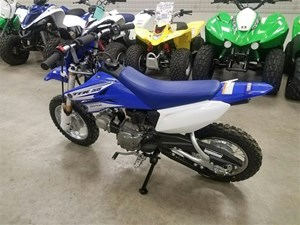 Yamaha TT-R 2018