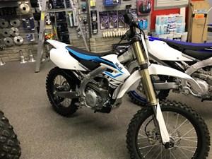 Yamaha YZ 2018