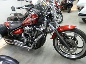 Yamaha Raider 2010