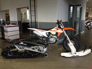 KTM 450 XC-F Snowbike 2019