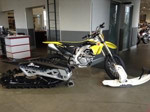 Suzuki RM-Z450 Snowbike 2017