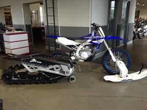 Yamaha YZ450FX Snowbike 2019