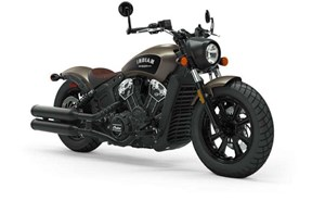 Indian SCOUT BOBBER ABS BRONZE SMOKE 2019