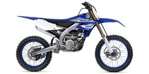 Yamaha YZ 2019