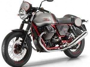 Moto Guzzi V7 II Racer ABS 2016