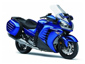 Kawasaki Concours 14 ABS 2017