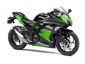 Kawasaki Ninja 300 ABS Kawasaki Racing Team Edition 2017