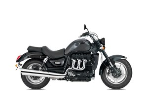 Triumph Rocket III Roadster Phantom Black 2018