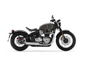Triumph Bonneville Bobber Ironstone 2018