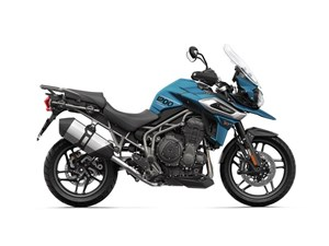 Triumph Tiger 1200 XRX Low Matt Cobalt Blue 2018