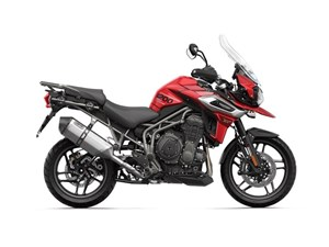 Triumph Tiger 1200 XRT Korosi Red 2018