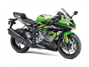 Kawasaki Ninja ZX-6R Kawasaki Racing Team Edition 2018