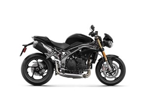 Triumph Speed Triple S Jet Black 2018